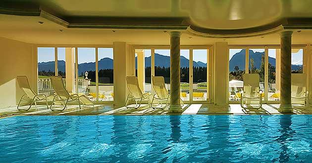 Silvesterarrangements Garmisch Partenkirchen